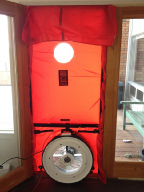 AirTight Energy Inspections Include Blower Door Diagnostics